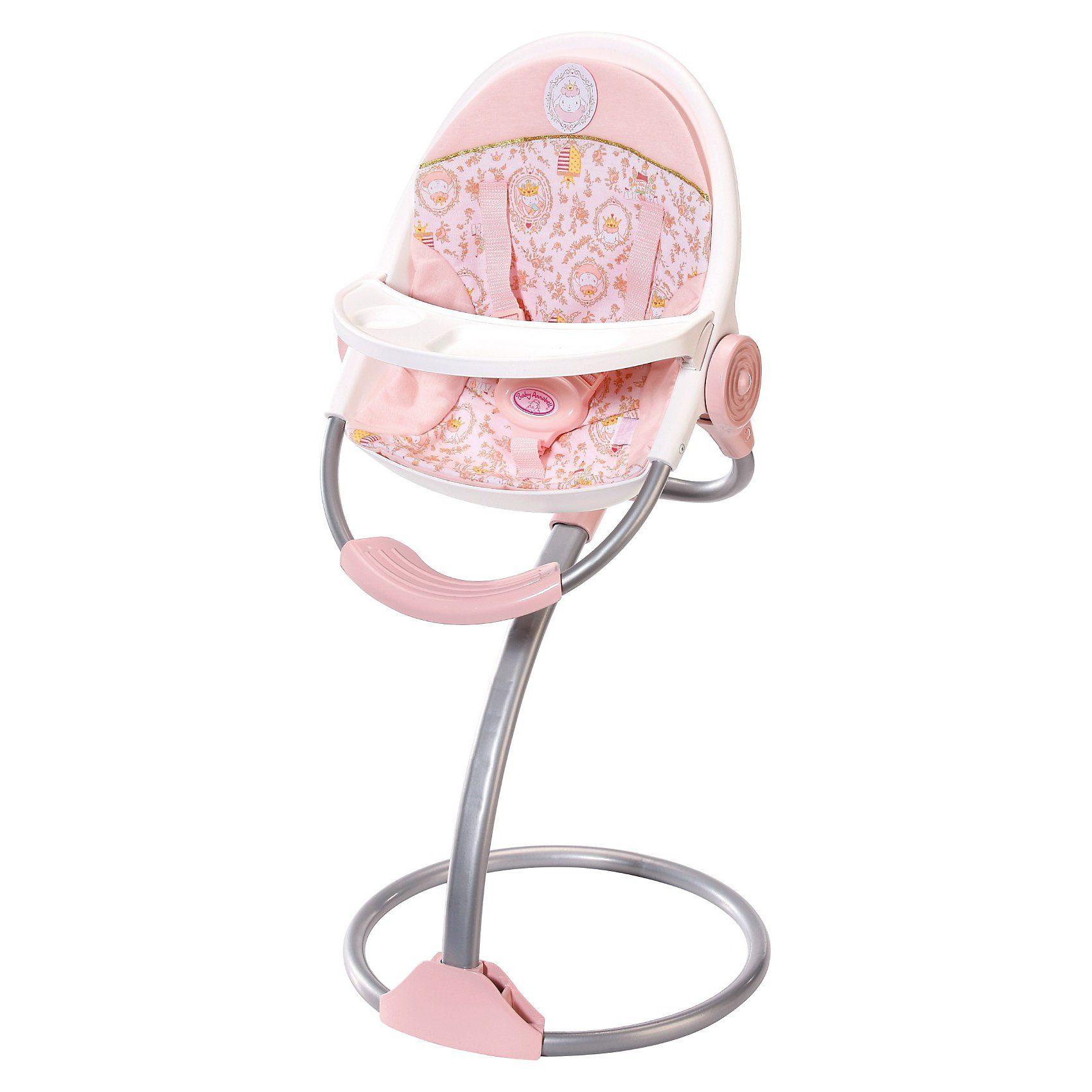 Zapf Creation® Baby Annabell® Puppenzubehör Hochstuhl