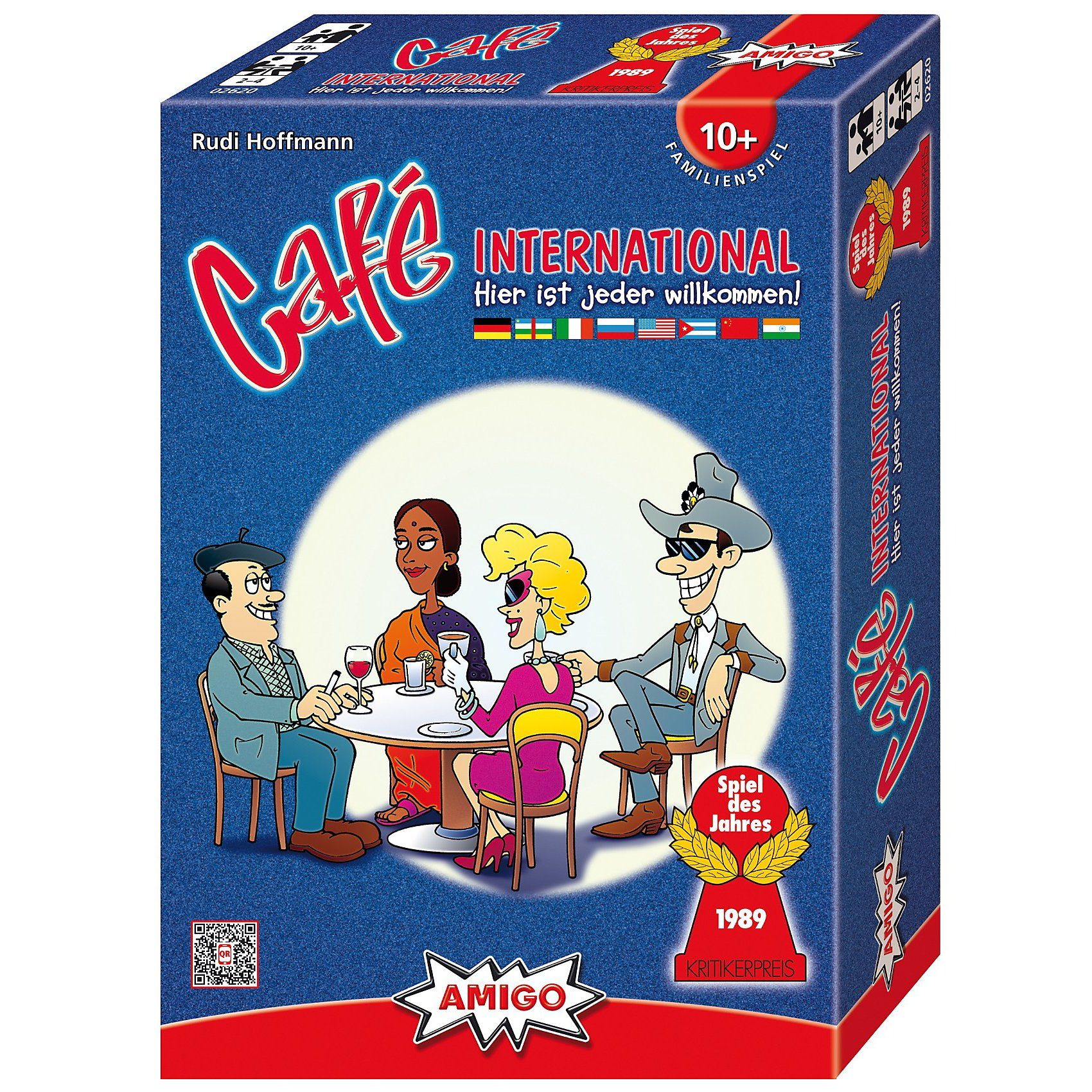 Amigo Café International