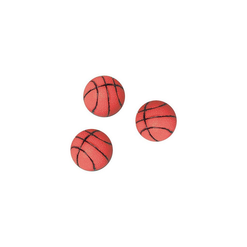 Amscan Basket-Flummis, 12-tlg.