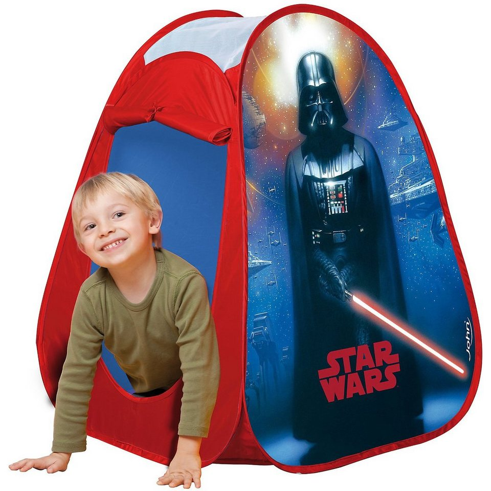 JOHN Pop Up Zelt Star Wars