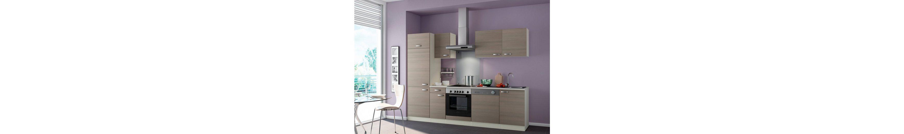 Küchenzeile ohne E-Geräte »Vigo«, Breite 270 cm