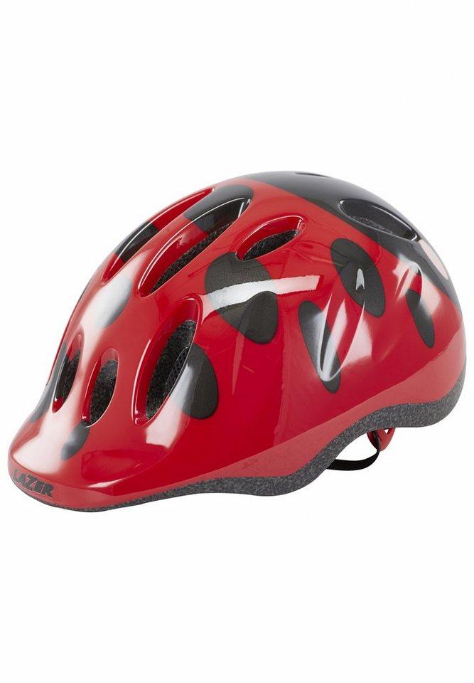 Lazer Fahrradhelm »Max+ Helm« in rot