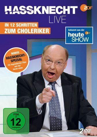 DVD »Gernot Hassknecht - In 12 Schritten zum...«