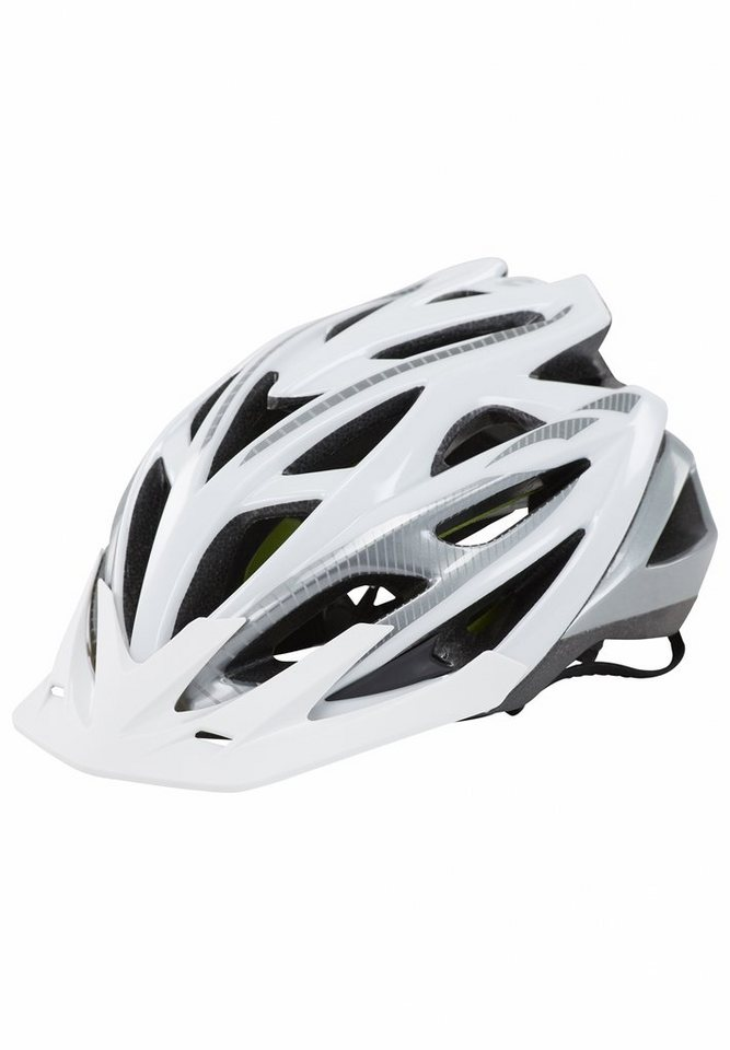 Cannondale Fahrradhelm »Radius Helm white/silver« in weiß