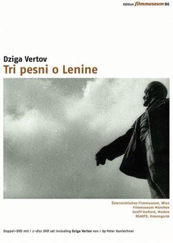 DVD »Tri pesni o Lenine (2 Discs)«
