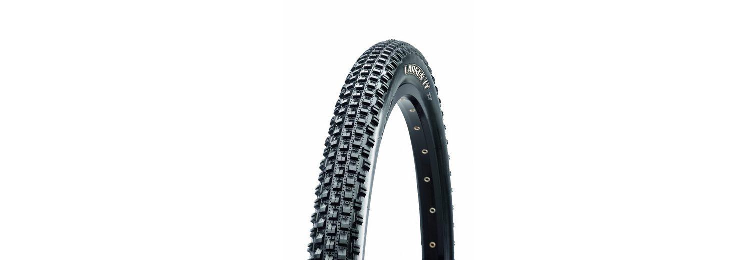 Maxxis Fahrradreifen »Larsen TT 26 Zoll SuperTacky Draht«