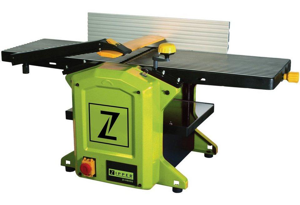 Abricht- und Dickenhobel »ZI-HB 305« in grün