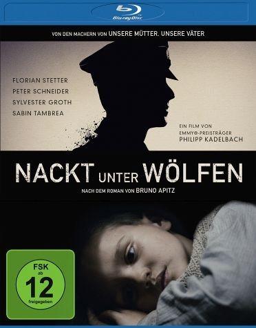 Blu-ray »Nackt unter Wölfen«