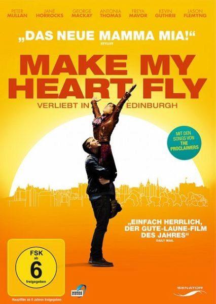 DVD »Make My Heart Fly - Verliebt in Edinburgh«