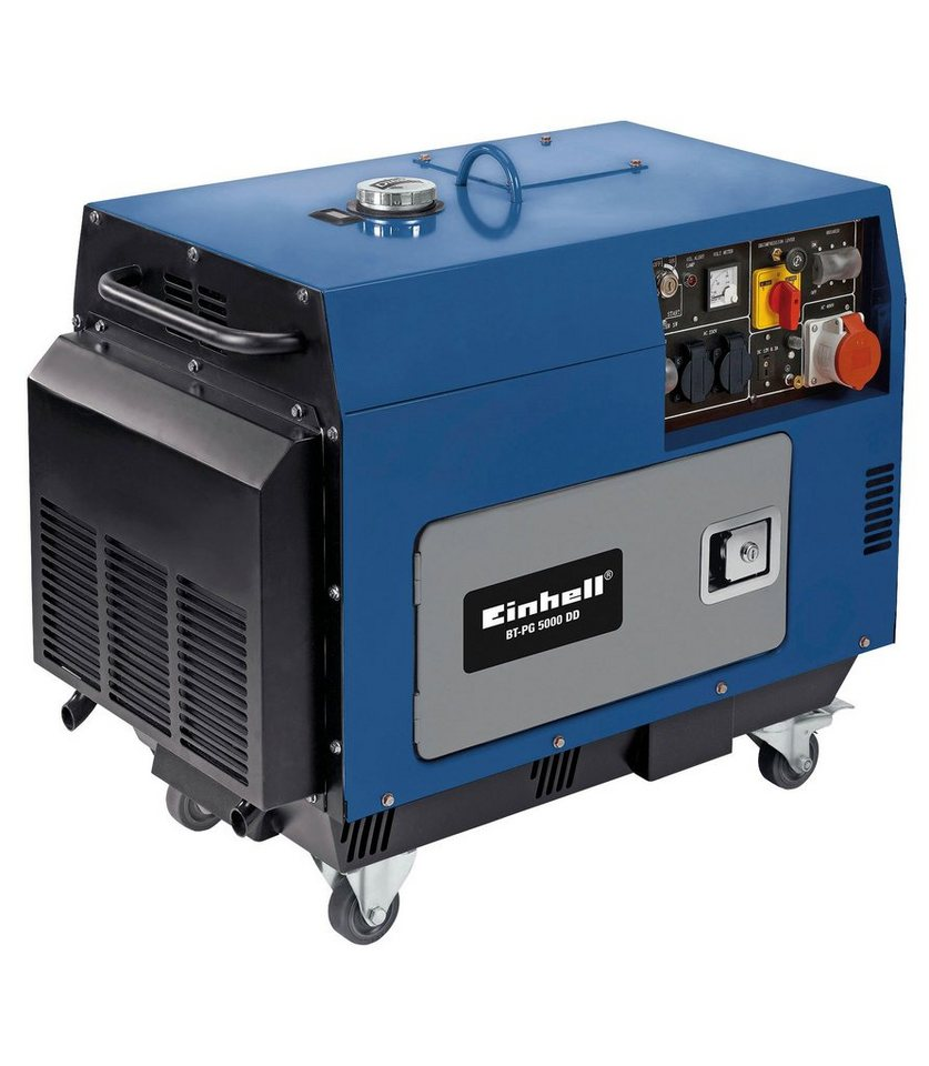 Stromgenerator »BT-PG 5000 DD« in blau