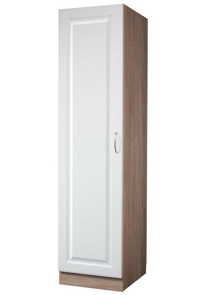 Vorratsschrank »Tilda«, B/T/H: 50/60/200 cm in weiß