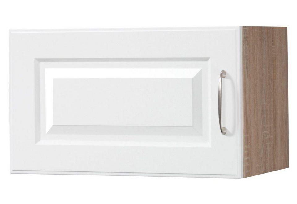 Küchenhängeschrank »Tilda«, B/T/H: 60/35/35 cm in weiß/eichefarben