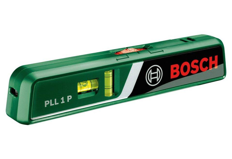 Laser-Wasserwaage »PLL 1P« in grün