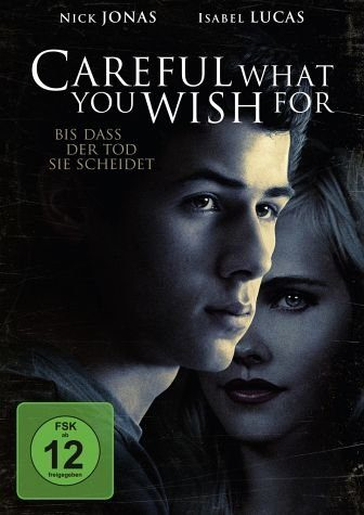 DVD »Careful What You Wish For«