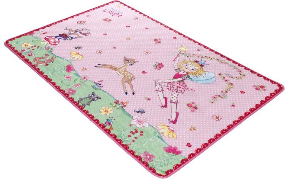 KinderTeppich, Prinzessin Lillifee, »LI101  OTTO