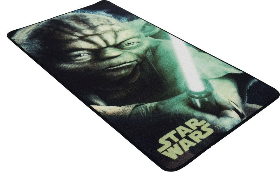 kinder teppich star wars sw 17 meister yoda otto. Black Bedroom Furniture Sets. Home Design Ideas