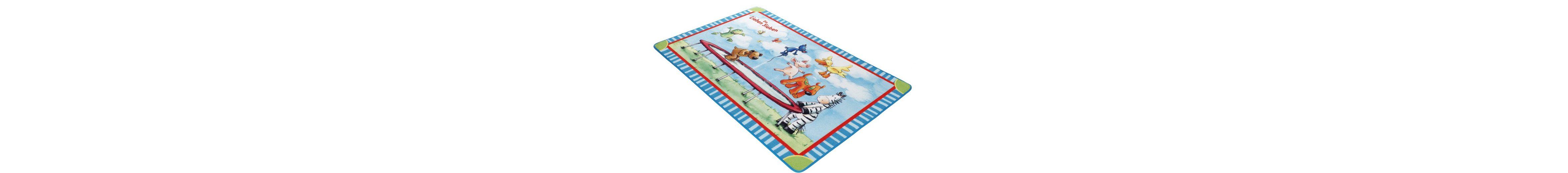 Kinder-Teppich, Die Lieben Sieben, »LS-201«