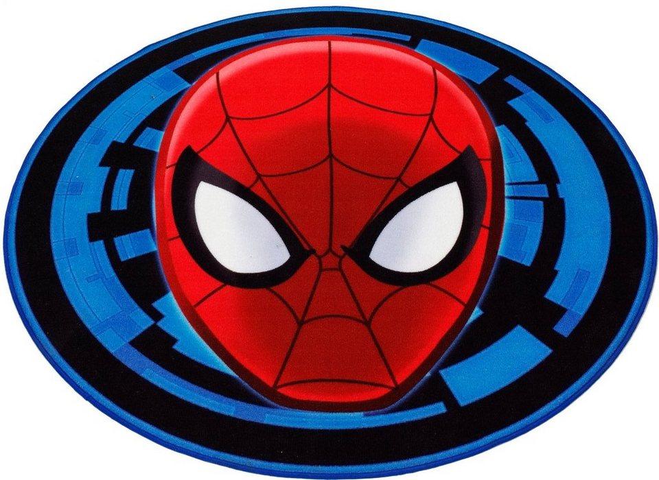 KinderTeppich, Marvel, »Spiderman SP3«, Rund  OTTO