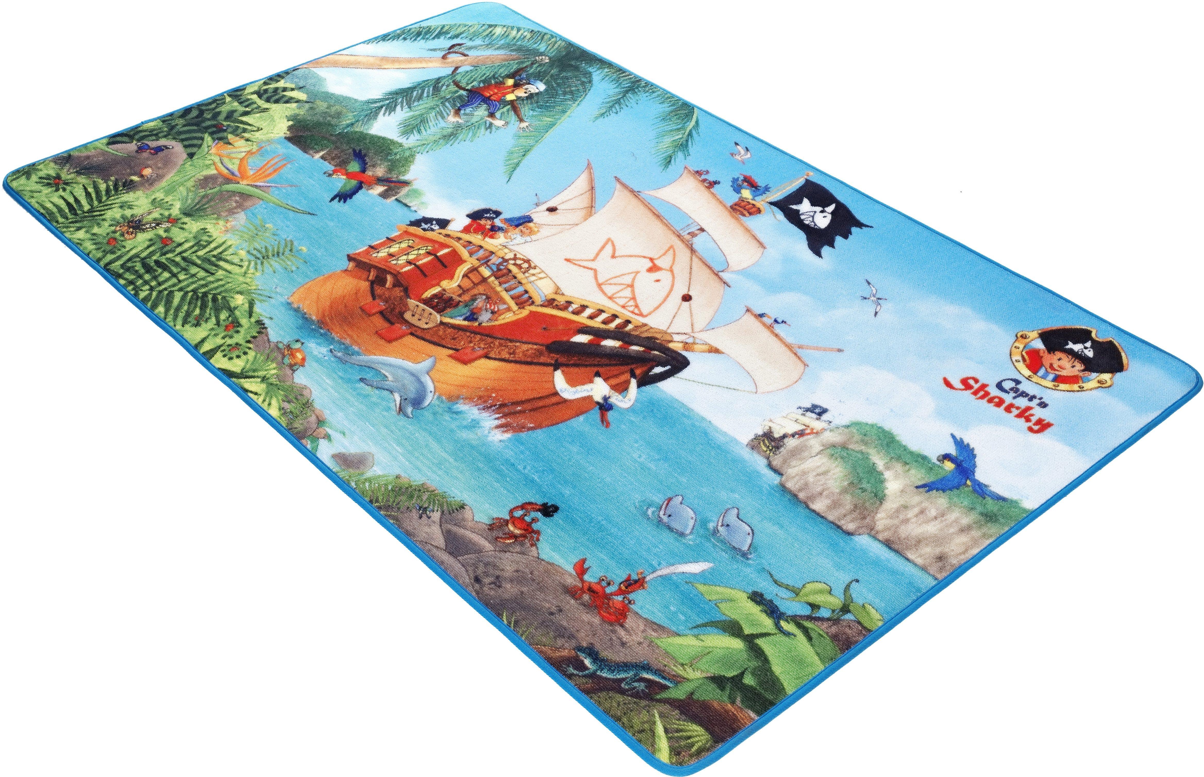 Kinder-Teppich, Capt'n Sharky, »SH-301«