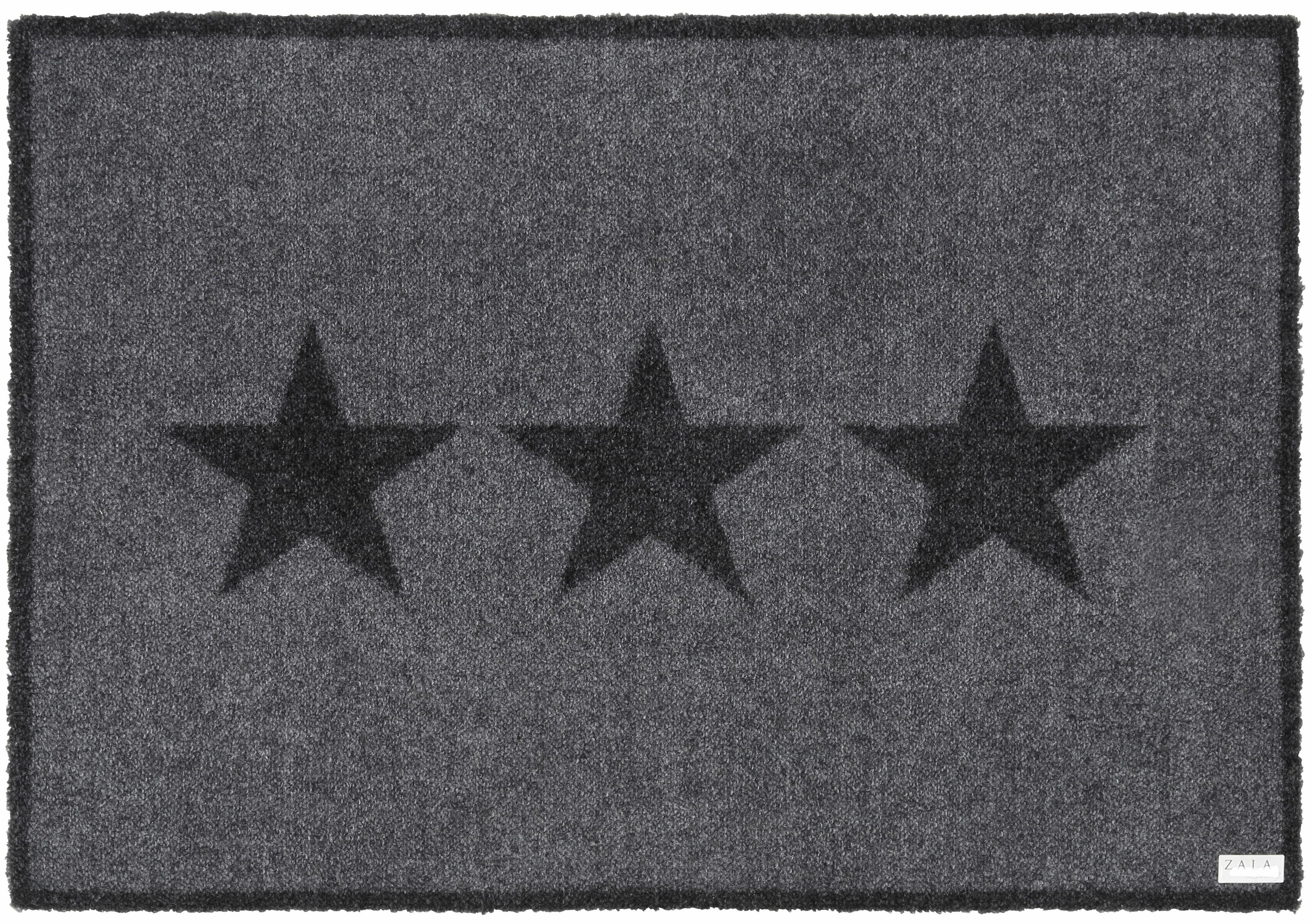 Fußmatte »Sterne«, Zala Living, rechteckig, Höhe 7 mm | Heimtextilien > Fussmatten | Zala Living