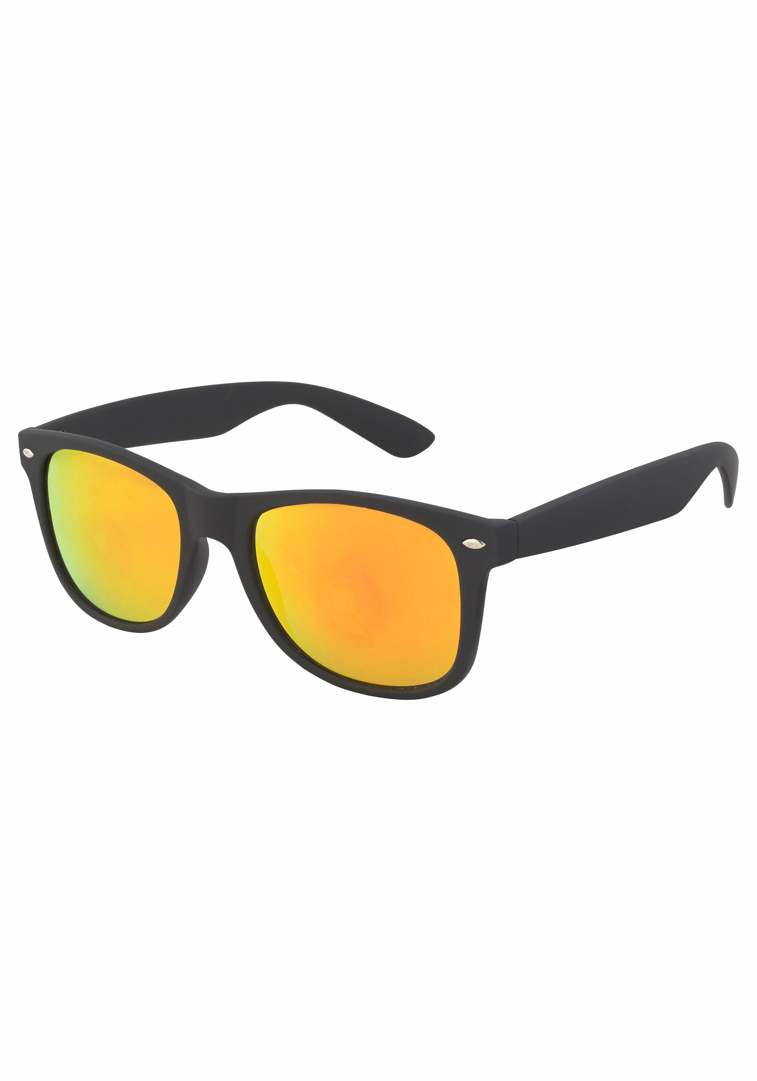 MasterDis Sonnenbrille, mit verspiegelten Gläsern