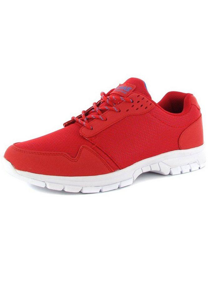 Boras Sneaker in Rot