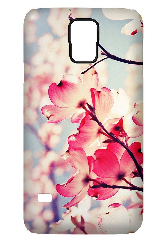 """caseable Premium Hülle für das Samsung Galaxy S5 »- """"Dialogue with the Sky"""" von Joy St. Claire«"""