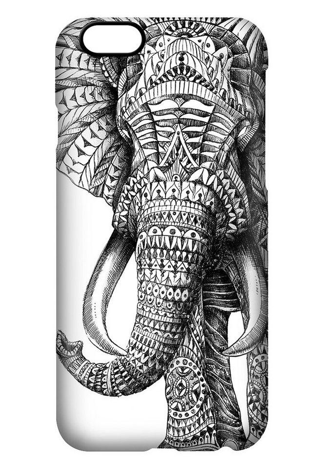 """caseable Premium Hülle für das iPhone 6 »- """"Ornate Elephant"""" von BioWorkZ«"""