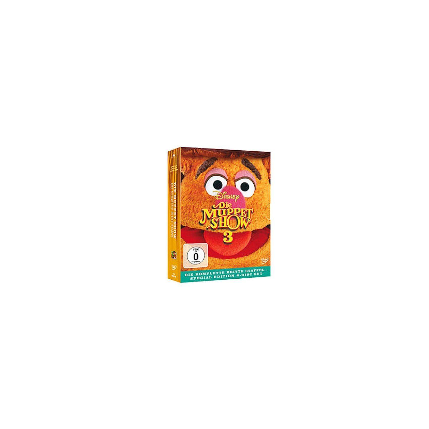 Disney DVD Die Muppet Show - Die komplette 3. Staffel