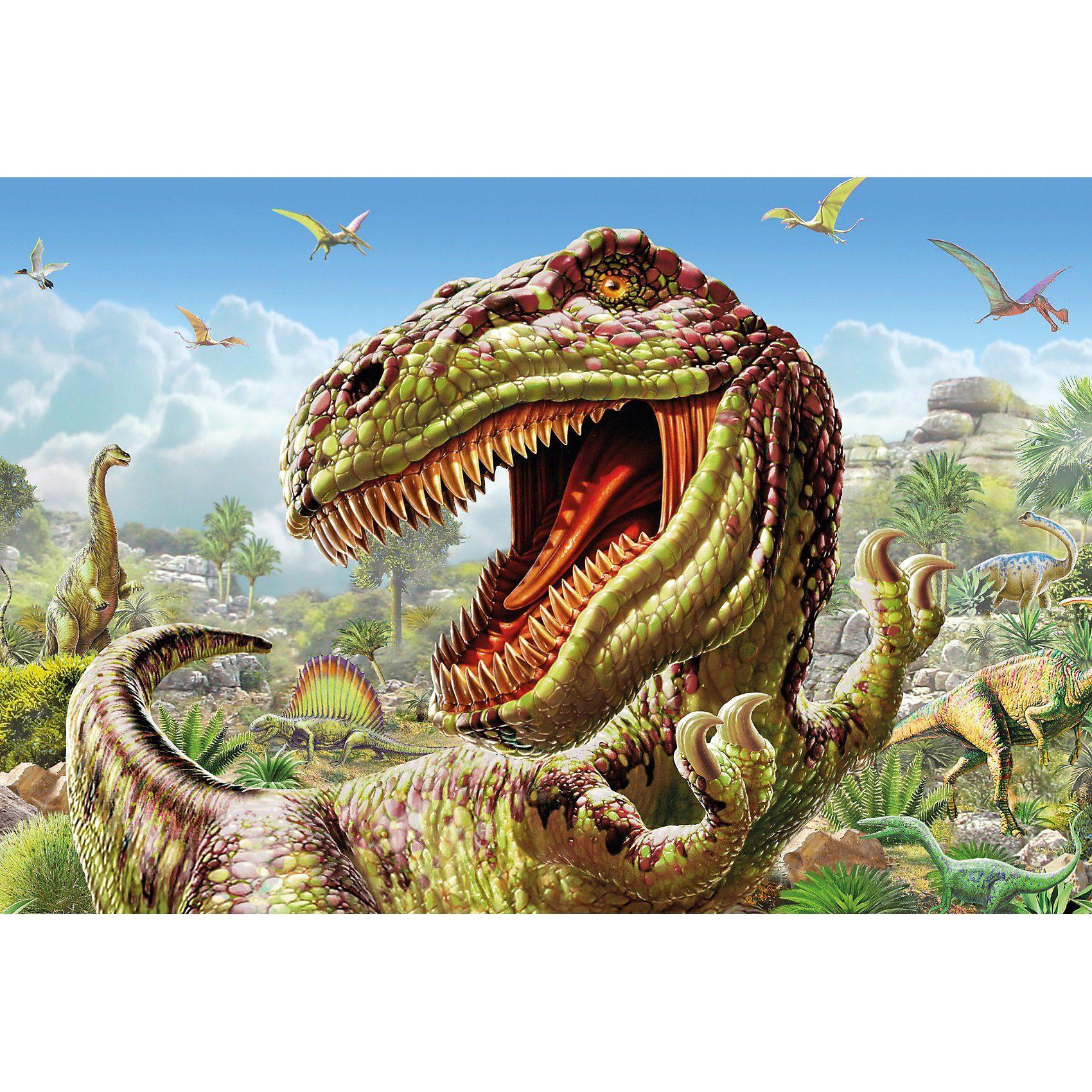 Schmidt Spiele T-Rex, Kinderpuzzle Standard 200 Teile