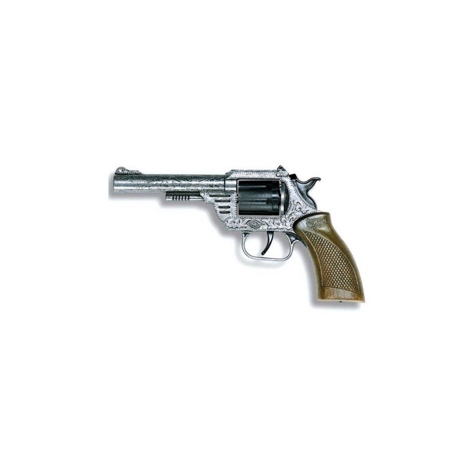 Edison Western Revolver Dakota Antik