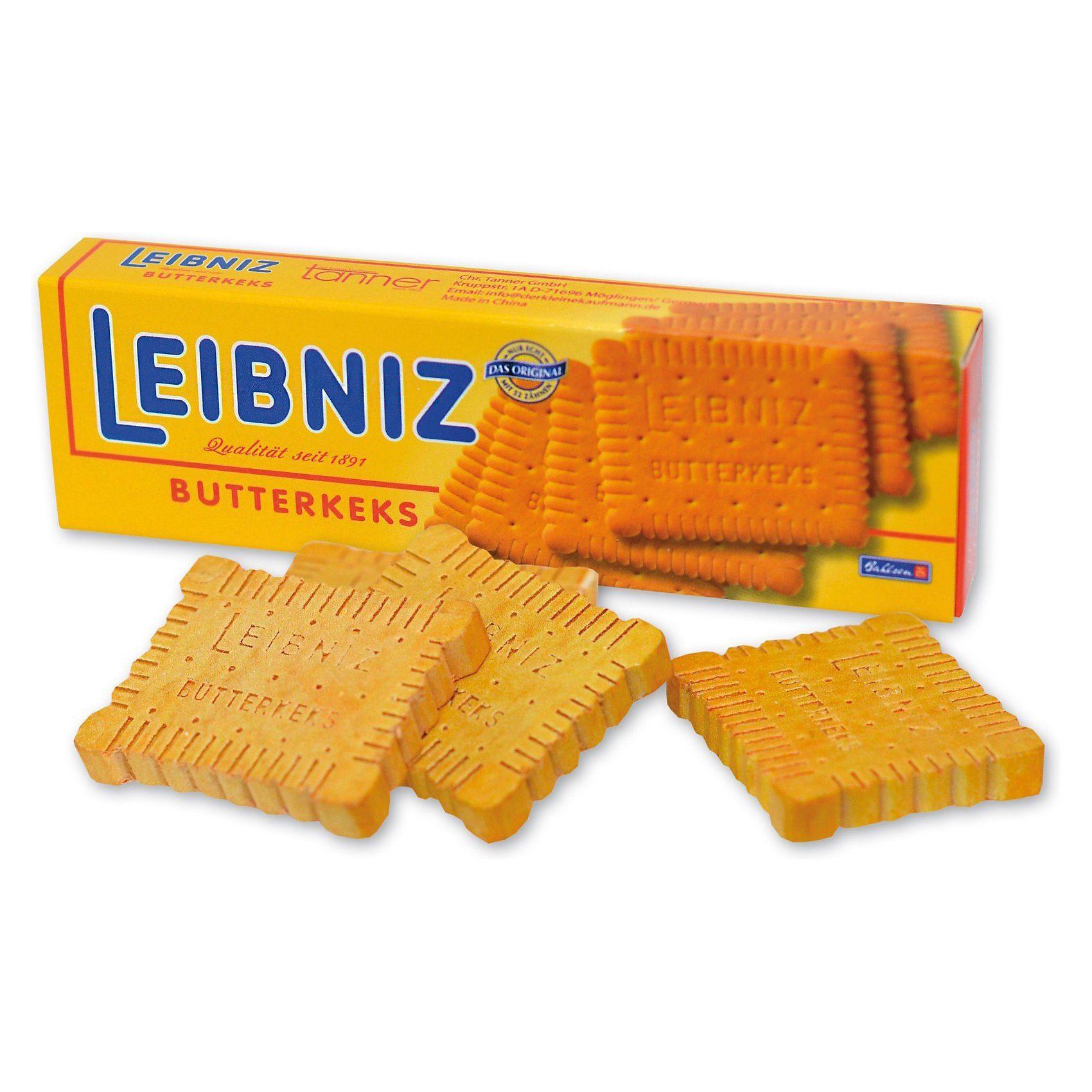 Chr. Tanner Spiellebensmittel Leibniz Butterkeks