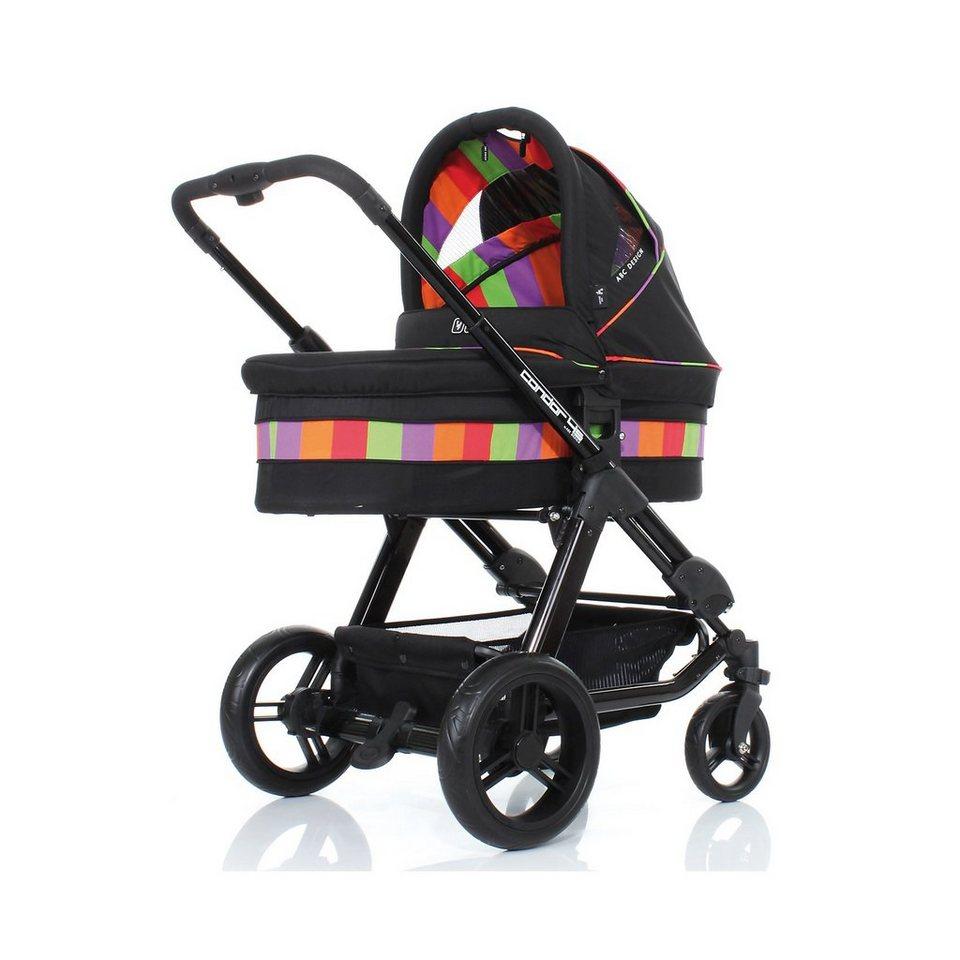 abc design kombi kinderwagen condor 4s limited edition tropical 2013 online kaufen otto. Black Bedroom Furniture Sets. Home Design Ideas