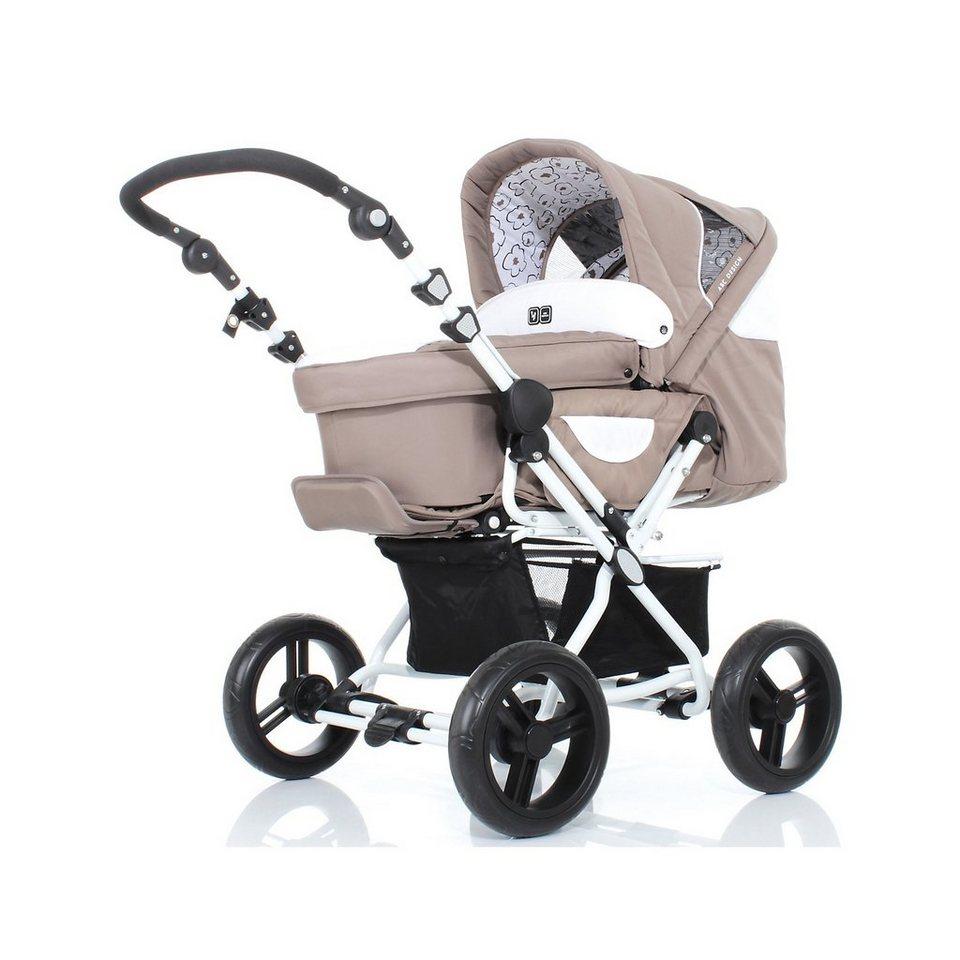 abc design kombi kinderwagen pramy luxe lotus 2013 online kaufen otto. Black Bedroom Furniture Sets. Home Design Ideas