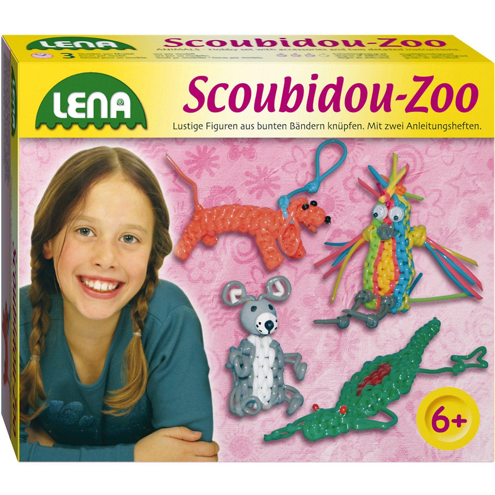 LENA Scoubidou-Zoo