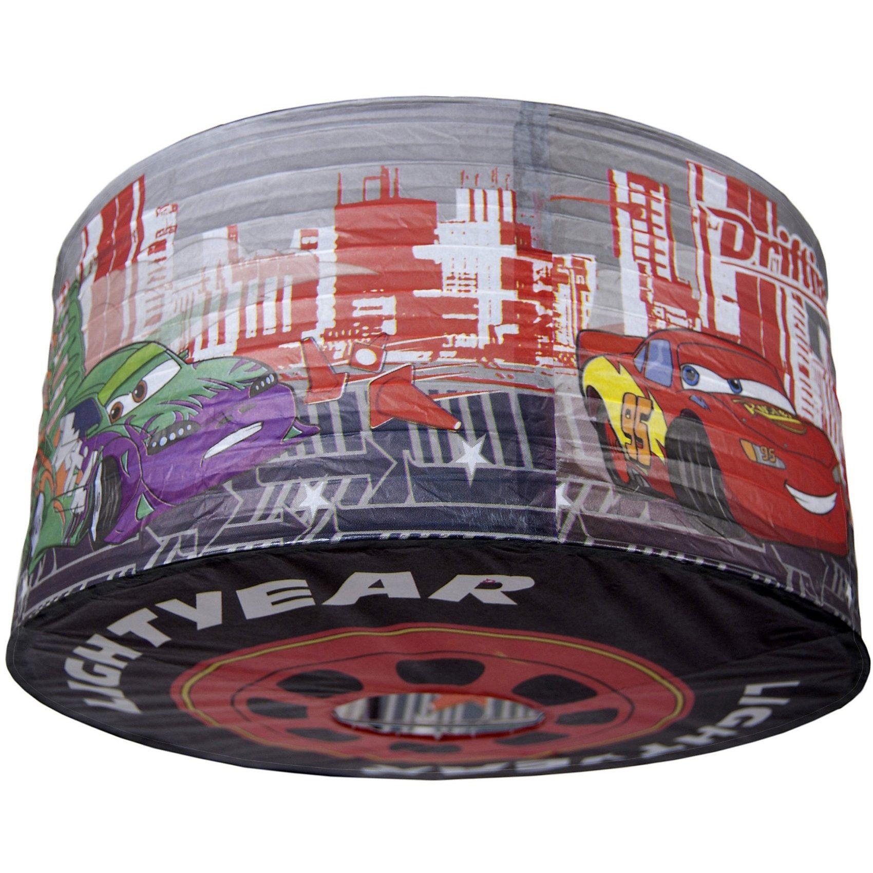 Lampenschirm Cars Lightyear, Papier