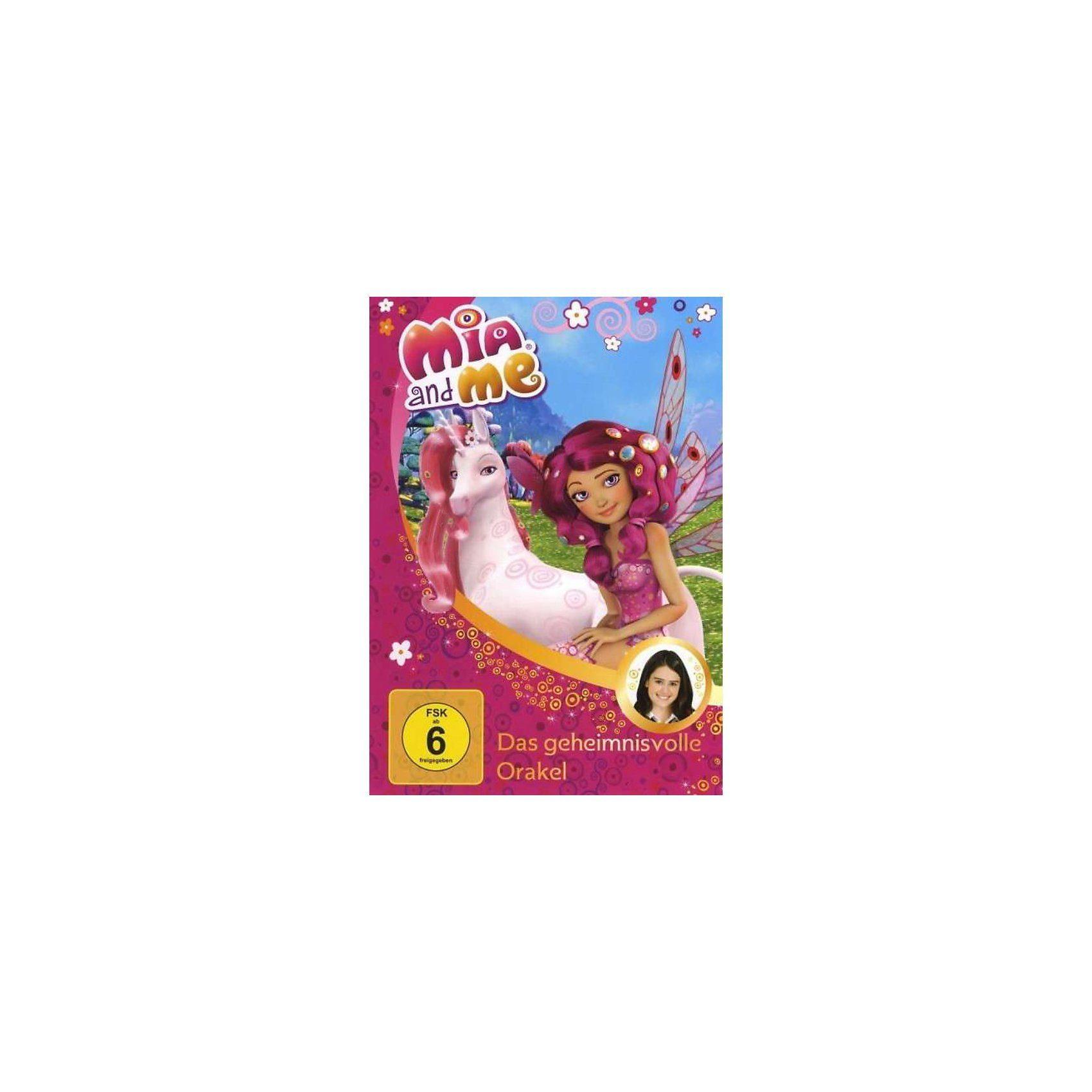 Edel DVD Mia and me 02 - Das geheimnisvolle Orakel