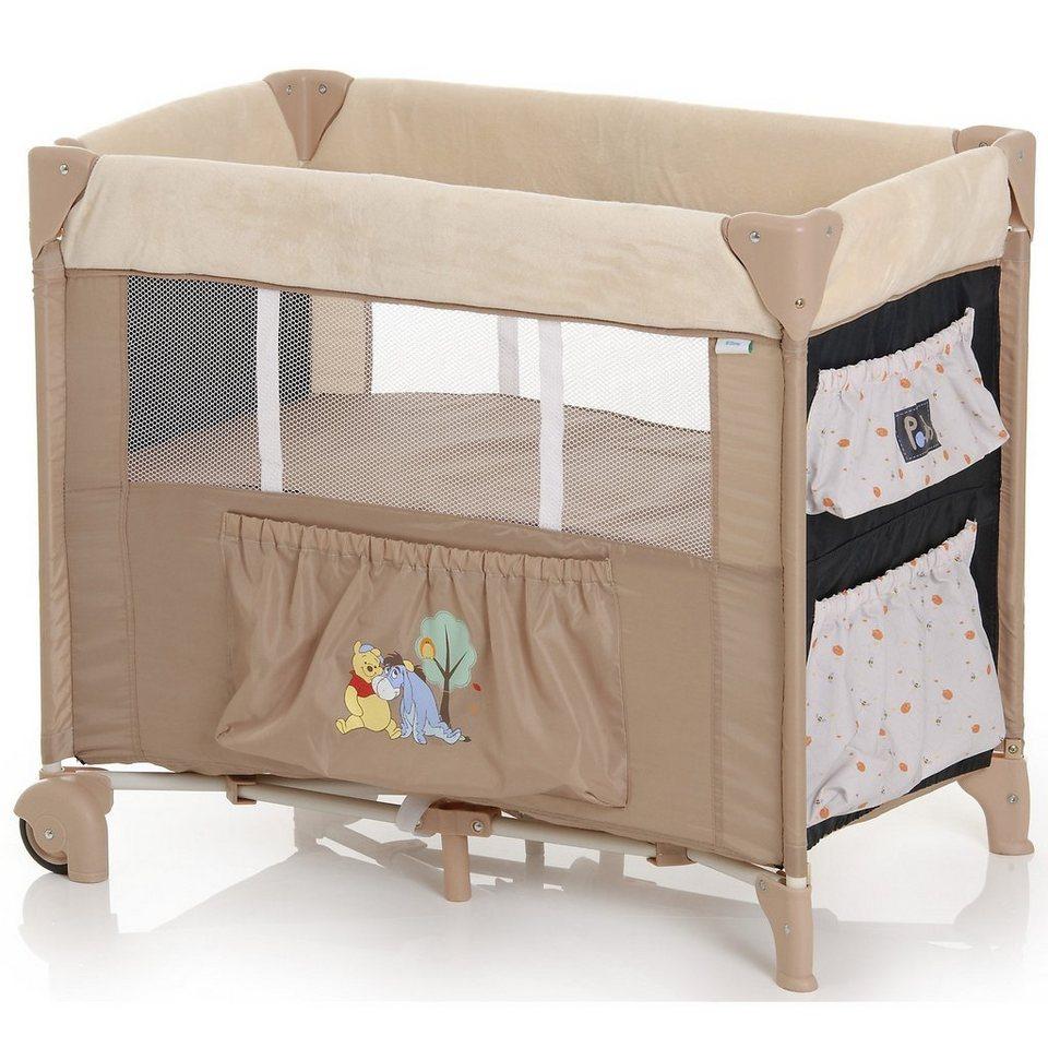 hauck beistellbett dream 39 n care pooh charm kaufen otto. Black Bedroom Furniture Sets. Home Design Ideas