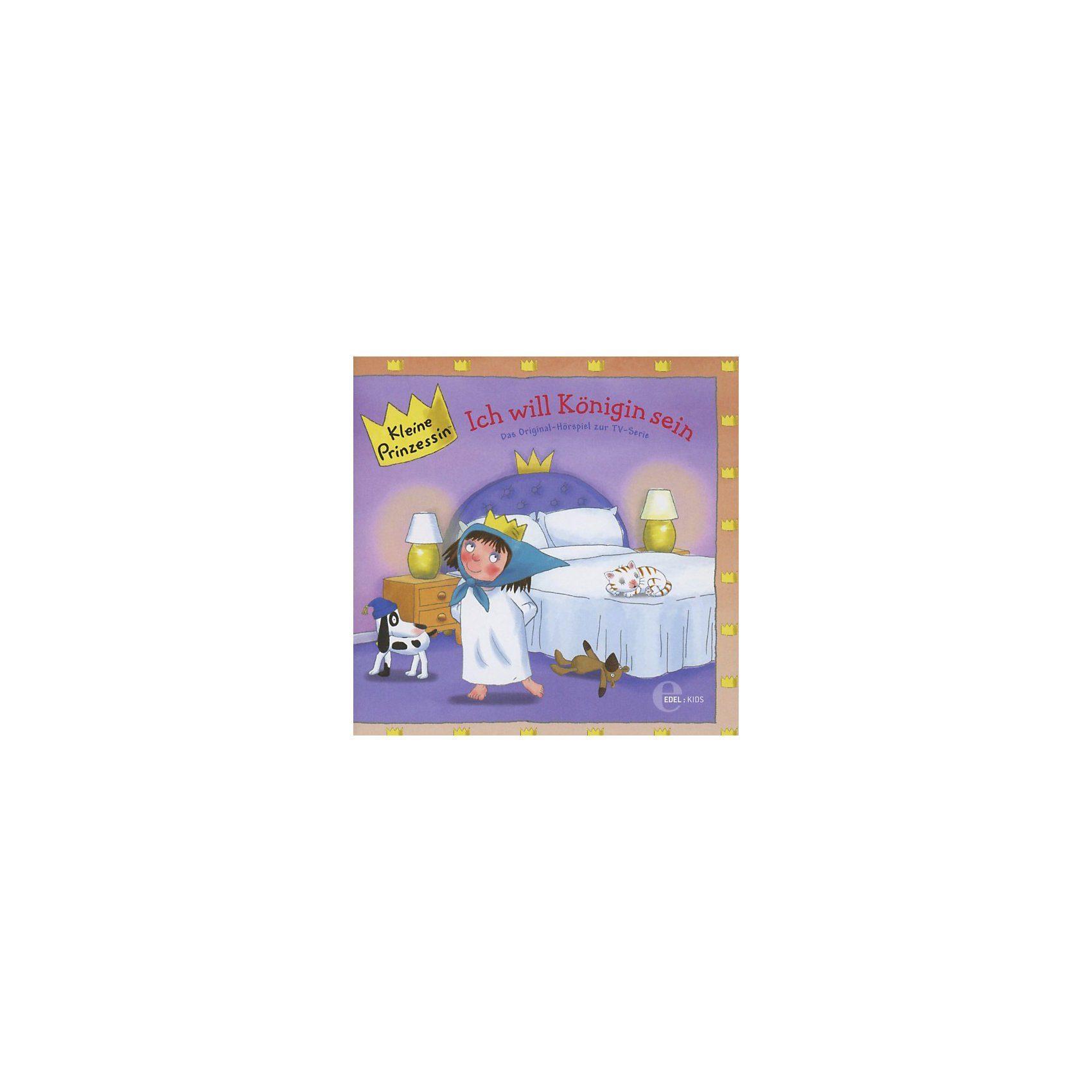 Edel CD Kleine Prinzessin 12 - Ich will Königin sein