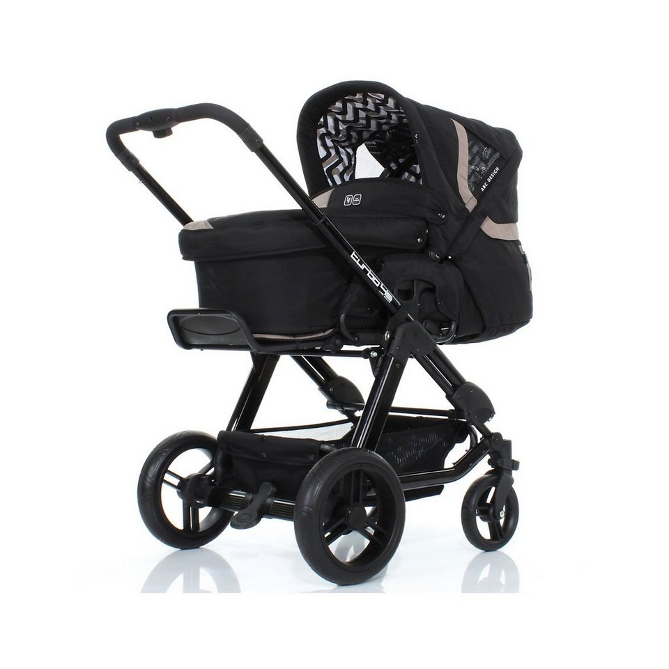 abc design kombi kinderwagen turbo 4s safari 2013 online. Black Bedroom Furniture Sets. Home Design Ideas