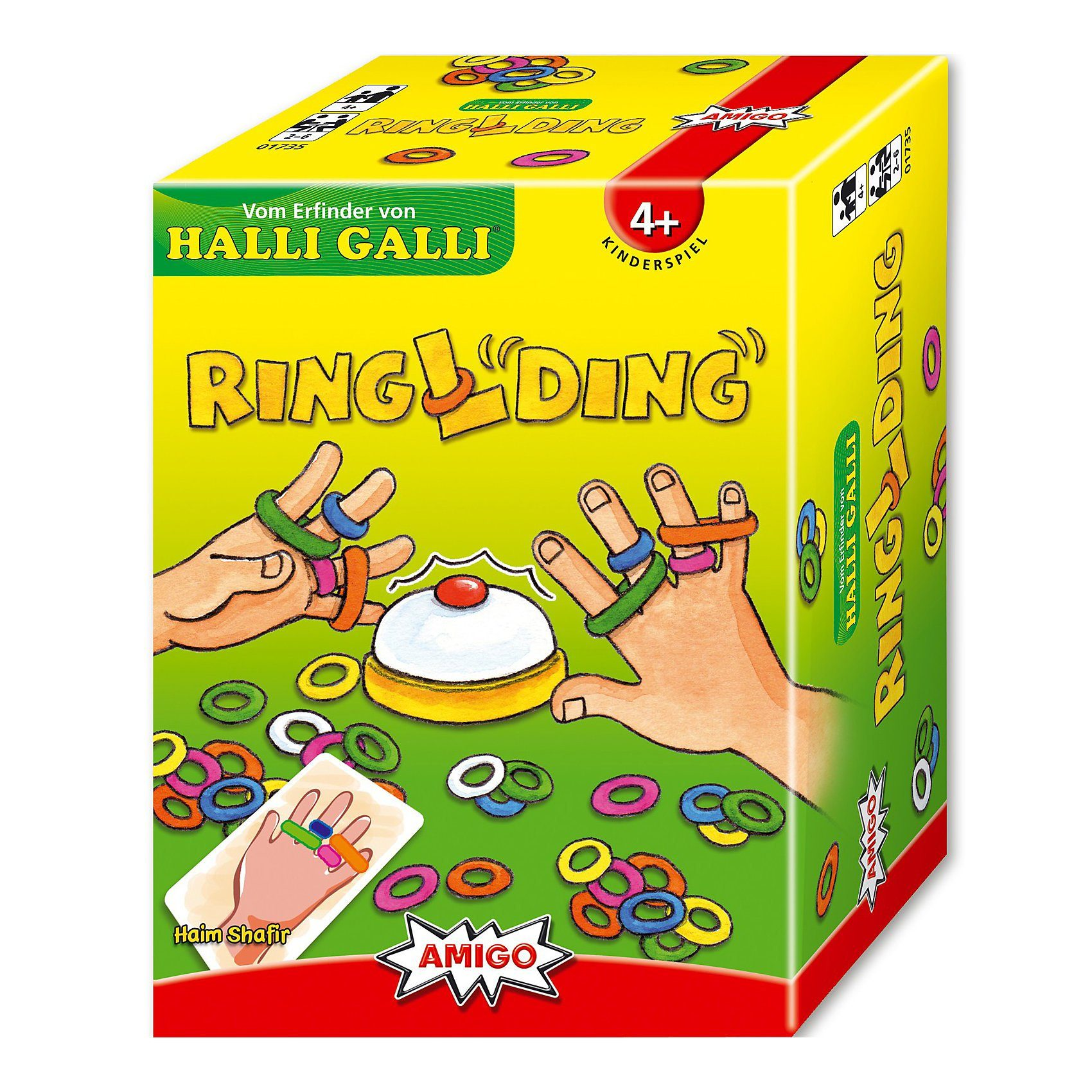 Amigo Ring 'l' Ding