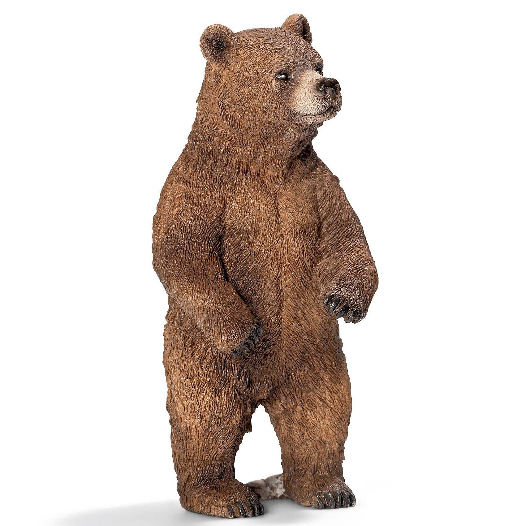 Schleich 14686 Wild Life: Grizzlybärin