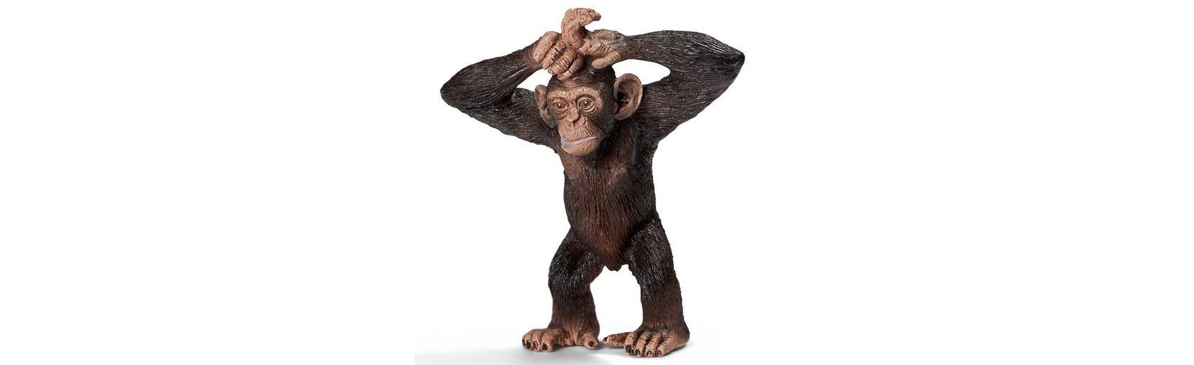 Schleich 14680 Wild Life: Schimpansen Junges
