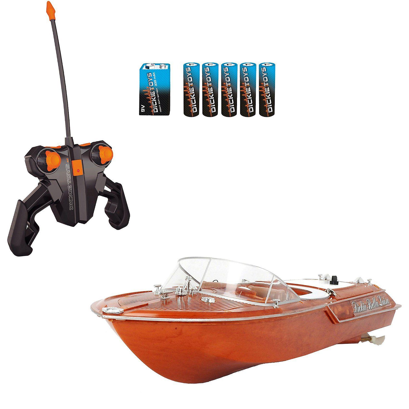 Dickie Toys DICKIE RC Boot Bella Luisa 27 MHz