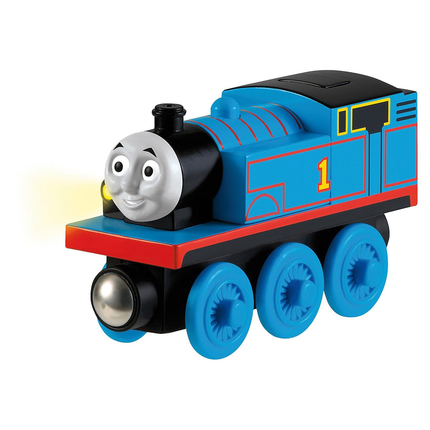 Mattel Thomas und seine Freunde - Thomas (Holz mit Sound)