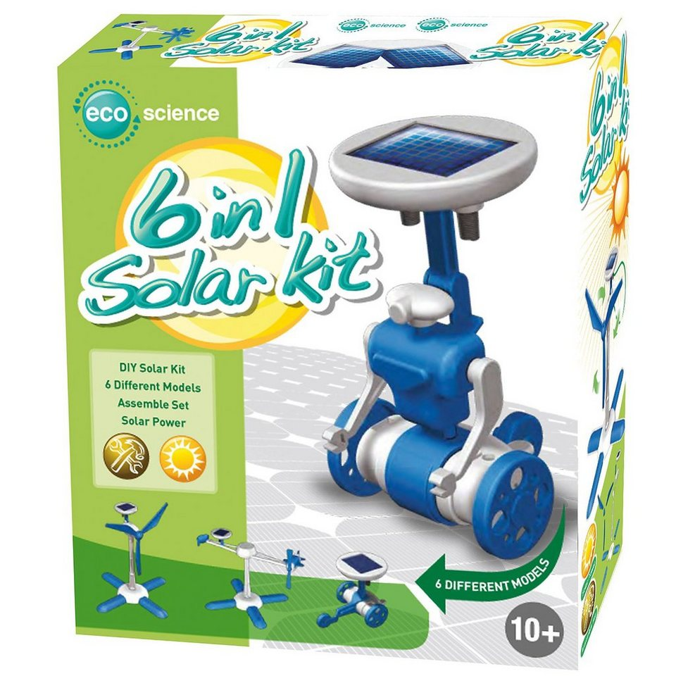 Edu-Toys 6in1 Solarmodell online kaufen