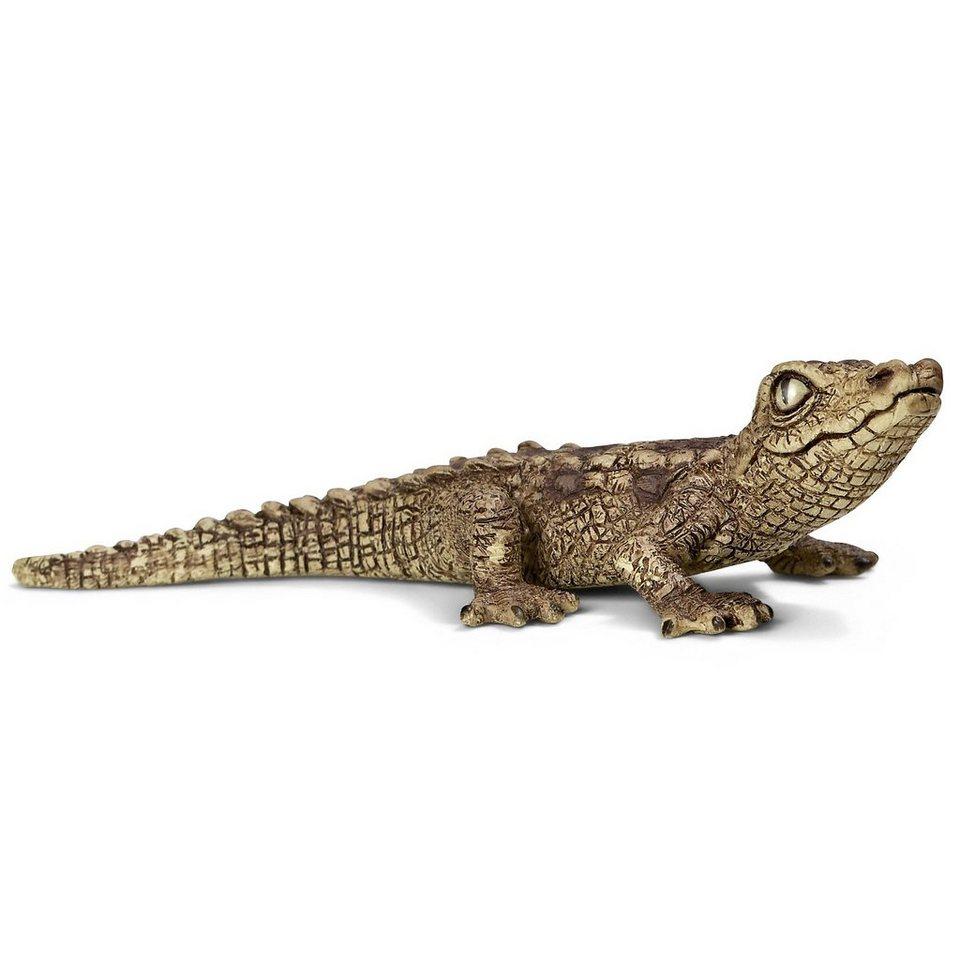 Schleich 14683 Wild Life: Krokodiljunges