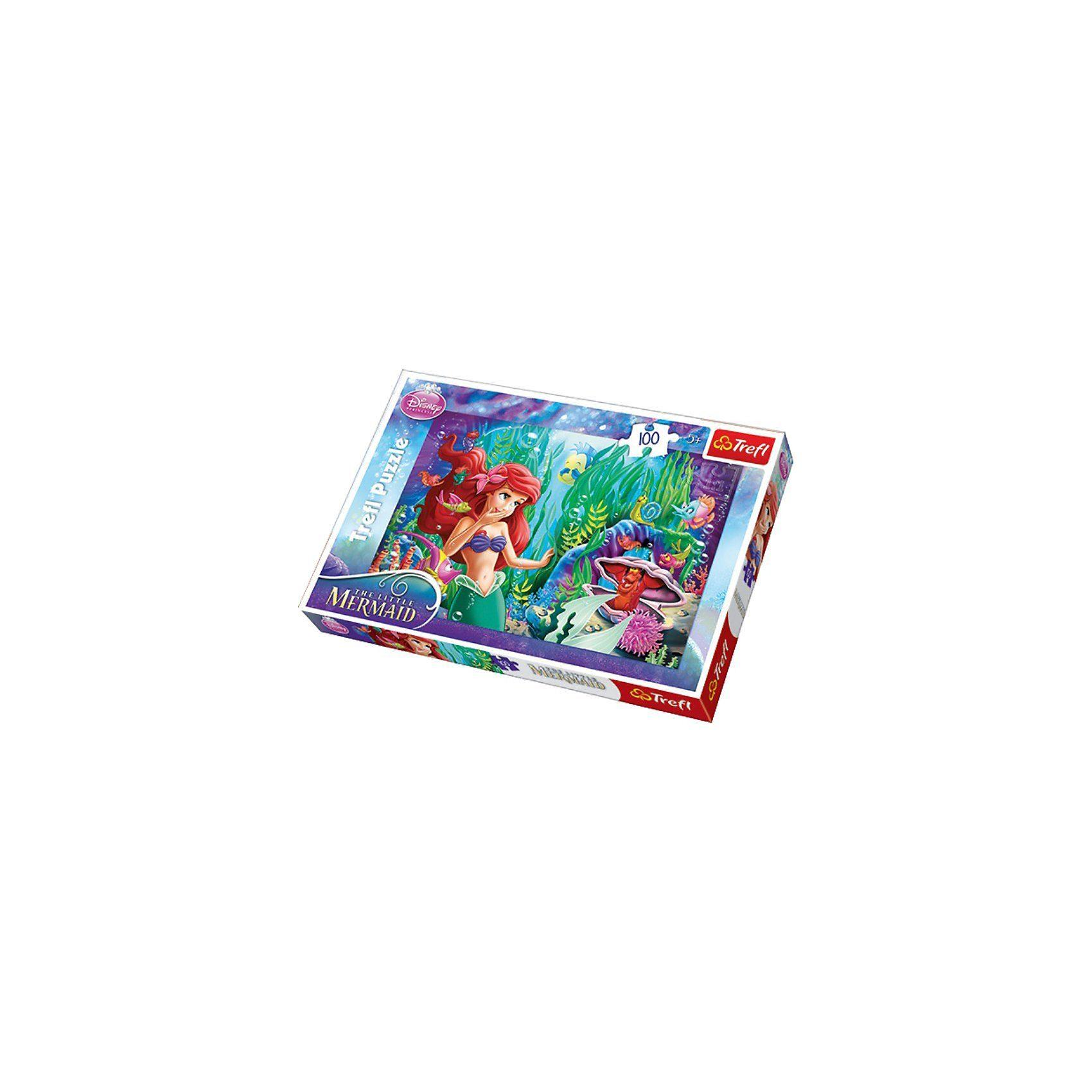 Trefl Puzzle 100 Teile - Disney Princess Arielle