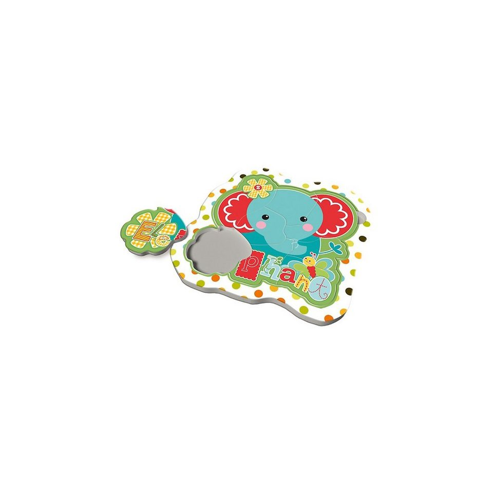 Trefl Rahmenpuzzle Baby Fun - Fisher Price - Rainbow Forest