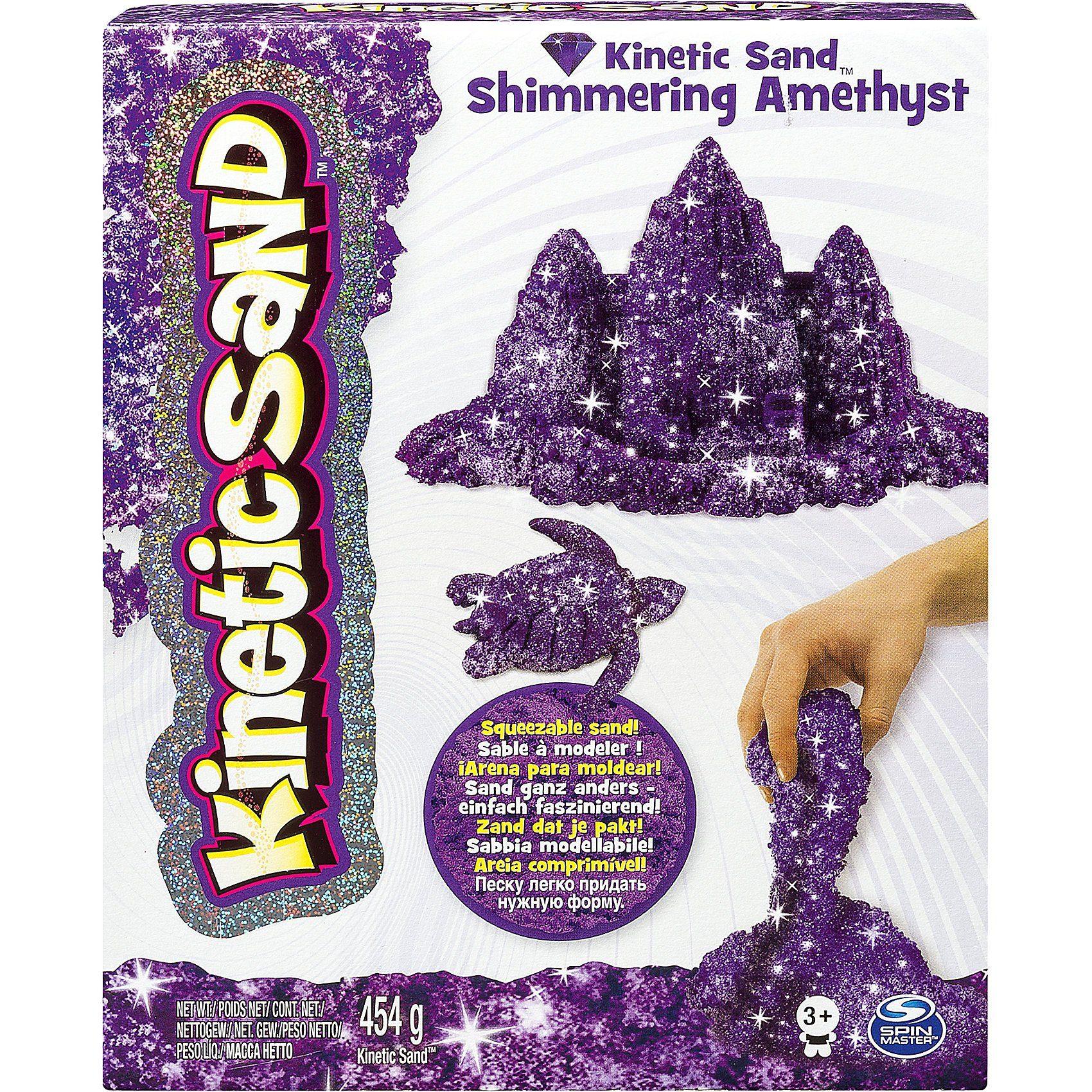 Spin Master Kinetic Sand Edelsteinfunkeln (454g)